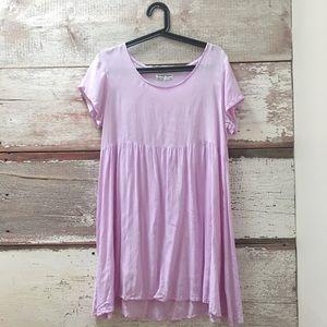 babydoll dress // American Apparel